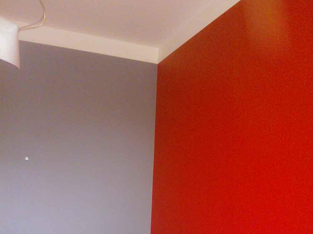Farbgestaltung Innen